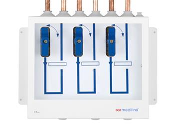 Hospital Central Gas System